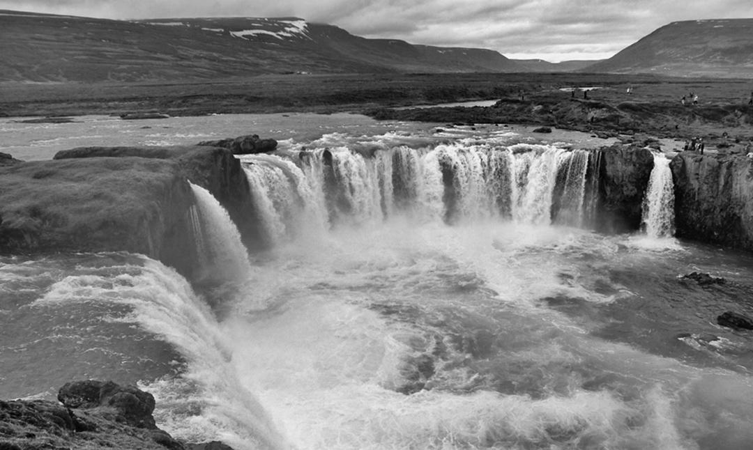 Naturmächte in Island