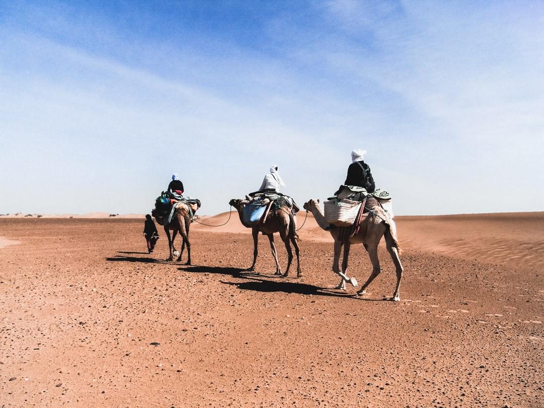Tai Chi in Marokko