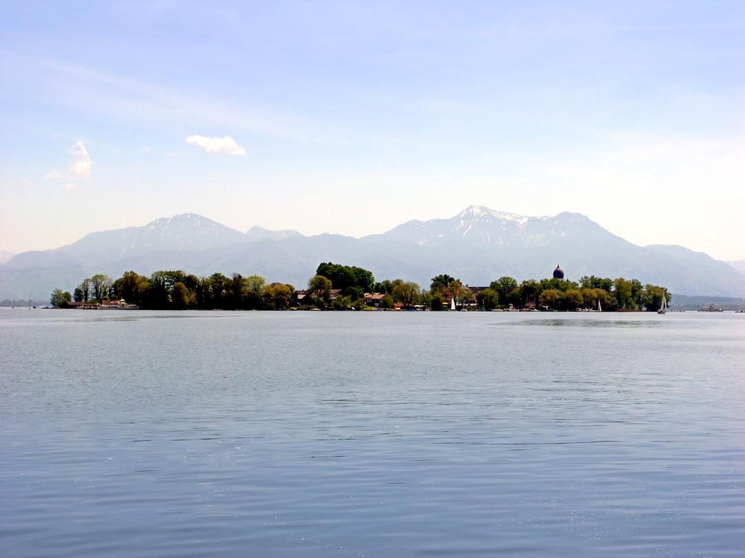 Die Fraueninsel (Foto: Uli Reiter)